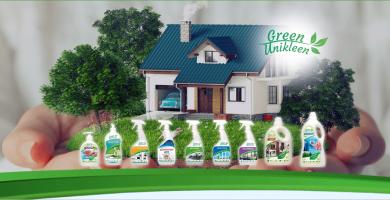 TM Green Unikleen, Украина