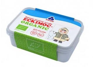 """Мороженое ОРГАНИЧЕСКОЕ пломбир """"Эскимос-Organic"""" лоток, 500г"""